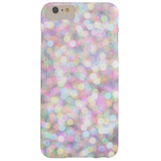 ピンクはiPhone 6/6sと光っています Barely There iPhone 6 Plus ケース