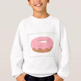 ピンクドーナツはとの振りかけます スウェットシャツ