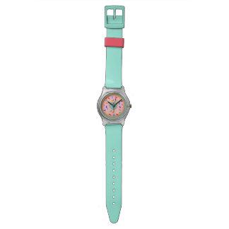 ピンクドーナツ 腕時計