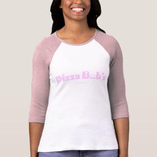 ピンクピザボブ Tシャツ