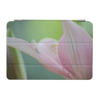 ピンクユリ iPad MINIカバー