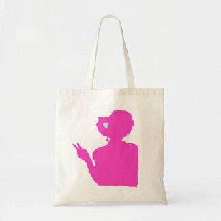 ピンクレディーのバッグ トートバッグ