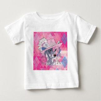 ピンクレディー犬 ベビーTシャツ