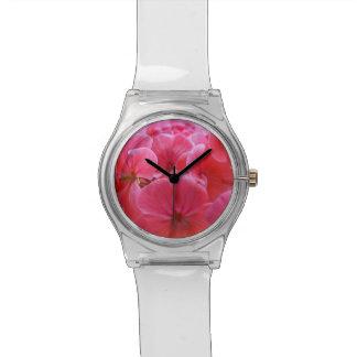 ピンク力 腕時計