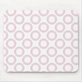 ピンク完全に贅沢で軽いマウスパッド マウスパッド