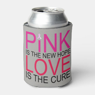 ピンク愛乳癌の認識度のクーラーボックス 缶クーラー