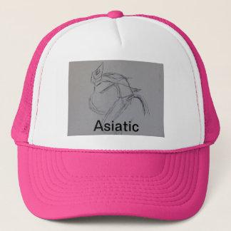 ピンク東洋の女性スポーツの帽子 キャップ