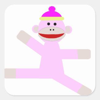 ピンク猿 スクエアシール