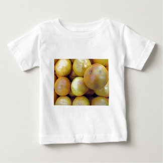 ピンク種のグレープフルーツ ベビーTシャツ