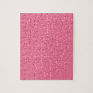 ピンク色 ジグソーパズル