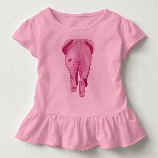 ピンク象SWAK トドラーTシャツ