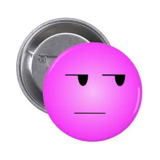 ピンク|ええ|権利|スマイリー ピンバック