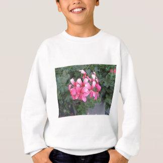 ピンク スウェットシャツ