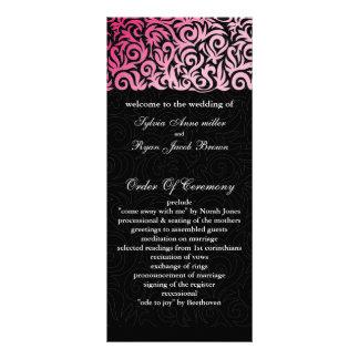 ピンク|黒|結婚|プログラム