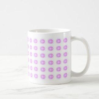 ピンクLedsのマグ コーヒーマグカップ