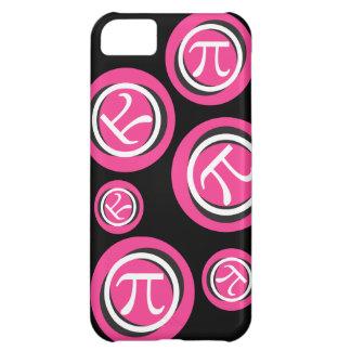 ピンクPi iPhone5Cケース
