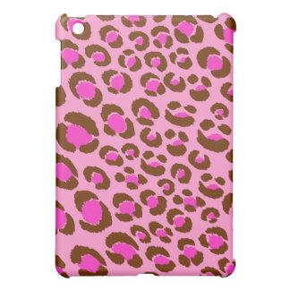 ピンクPixDezinesのヒョウ iPad Mini Case