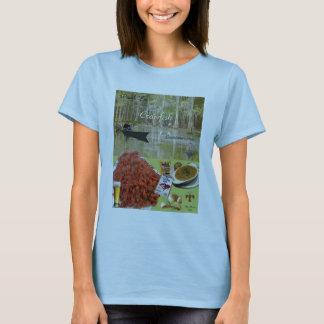 ピンチEmのCrawfish Tシャツ