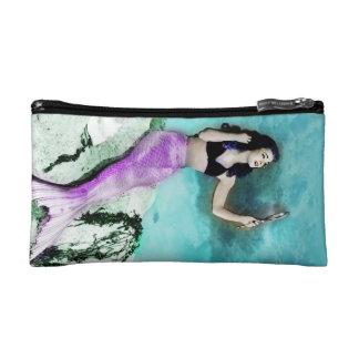ピンナップの人魚 コスメティックバッグ