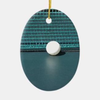 ピンポン球 セラミックオーナメント