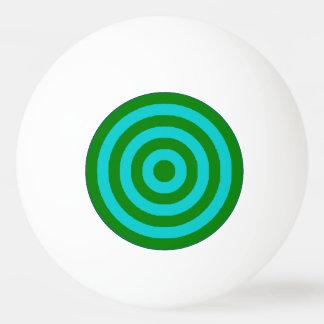 ピンポン球-緑およびターコイズの側近グループ 卓球ボール