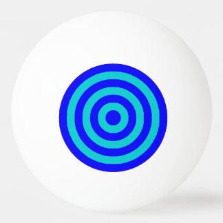 ピンポン球-青及びターコイズの側近グループ 卓球ボール