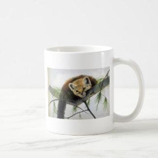 ピーカブー、マツテン コーヒーマグカップ
