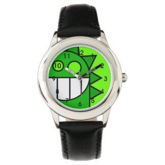 ピーカーブ式ドラゴン 腕時計