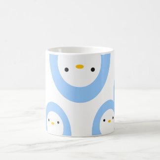 ピーカーブ式ペンギン コーヒーマグカップ