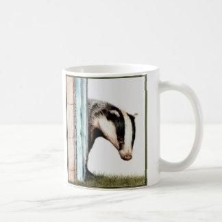 ピーカーブ式マグ コーヒーマグカップ