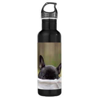 ピーカーブ式子犬 ウォーターボトル