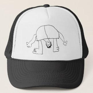 ピーカーブ式帽子 キャップ