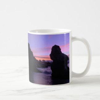 ピーカーブ式日の出 コーヒーマグカップ