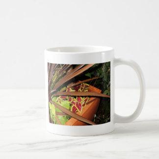 ピーカーブ式植物相 コーヒーマグカップ