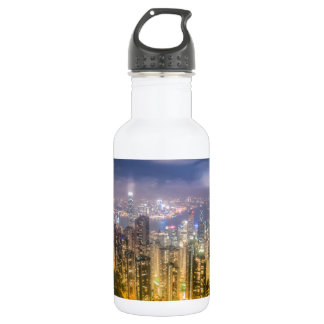 ピークからの眺め、香港 ウォーターボトル