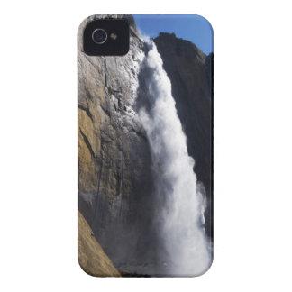 ピーク流れのヨセミテの上部の秋の夜明け Case-Mate iPhone 4 ケース
