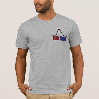 ピーク(油)の変種 Tシャツ