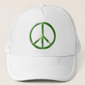 ピースサインの帽子 キャップ