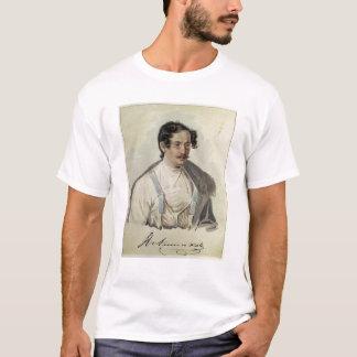 ピーターの刑務所1836年のイヴァンAnnenkovのポートレート Tシャツ