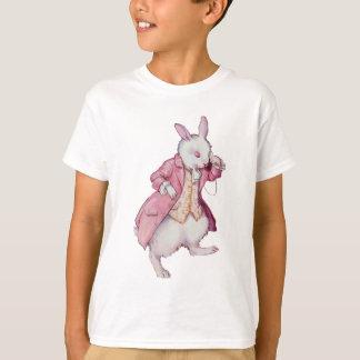 ピーターの白いウサギかCottontail Tシャツ