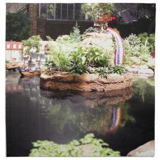 ピーターパンの池 ナプキンクロス