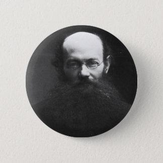 ピーターKropotkinボタン 5.7cm 丸型バッジ
