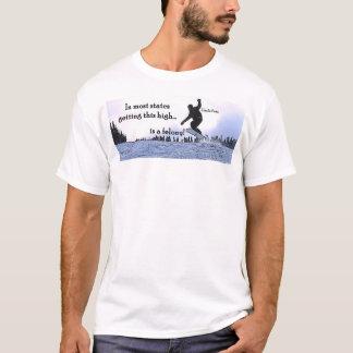 ピートGetting叔父さんの空気 Tシャツ
