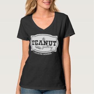 ピーナツギャラリー、創立会員、かわいいTシャツ Tシャツ