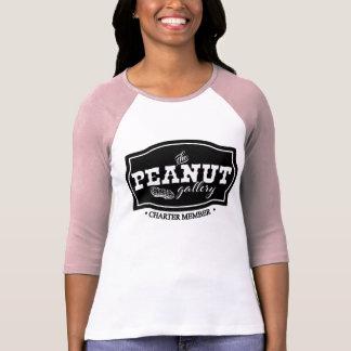 ピーナツギャラリー、創立会員、RaglanのTシャツ Tシャツ