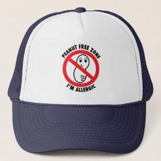 ピーナツ自由地帯の帽子 キャップ