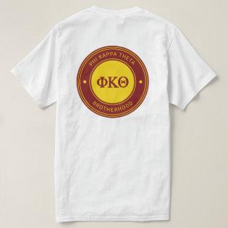 ファイのΚのΘ |のバッジ Tシャツ