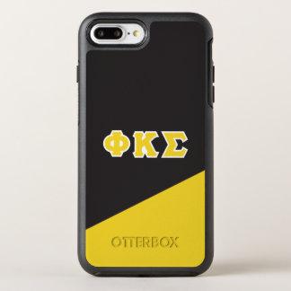 ファイのΚシグマ|ギリシャ人の手紙 オッターボックスシンメトリーiPhone 8 PLUS/7 PLUSケース