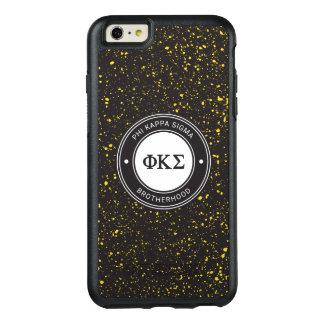 ファイのΚシグマ|バッジ オッターボックスiPhone 6/6S PLUSケース