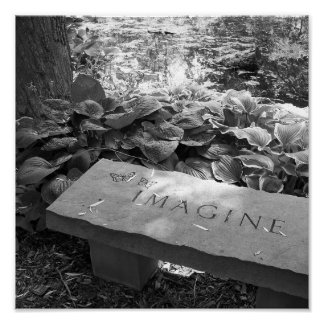 """ファインアートのプリントを""""想像して下さい"""" プリント"""